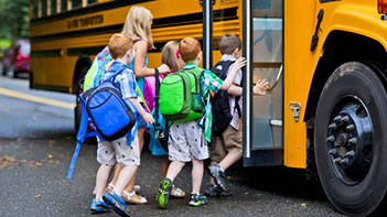 Call Austin Charter Services for school bus rentals in Austin, Texas.
