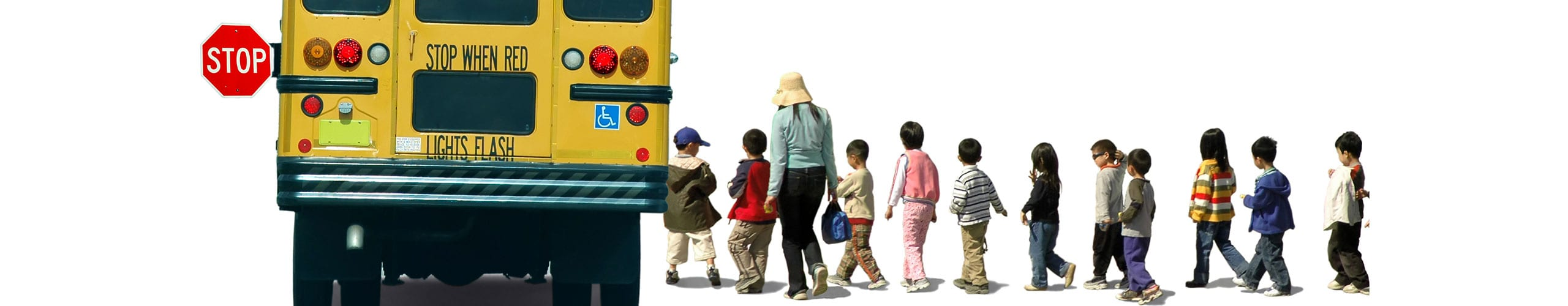 For your next field trip, rent a school bus