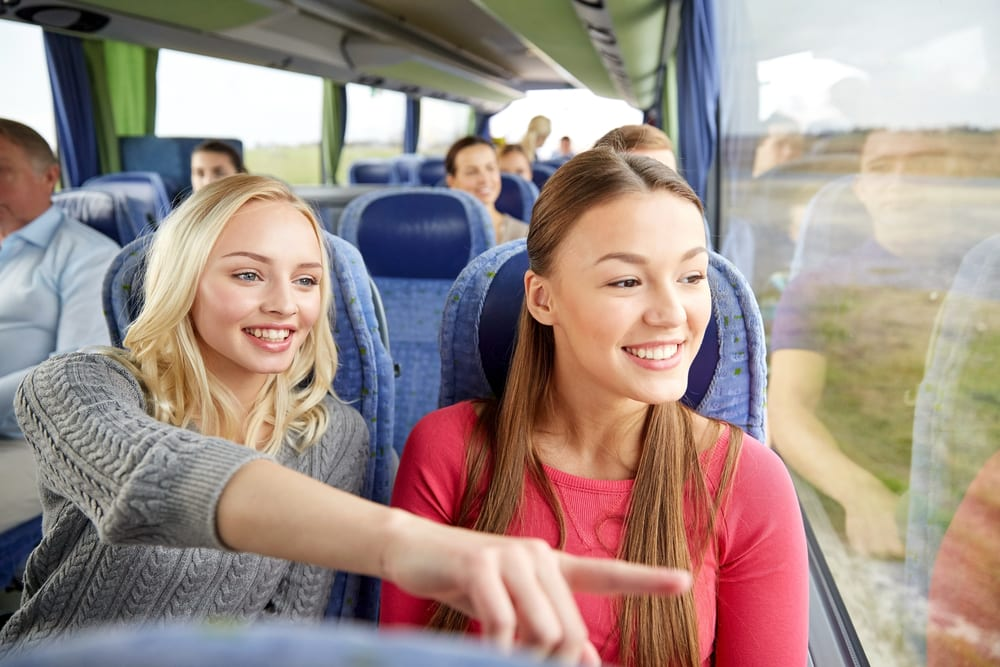 Road Trip Games For Your Charter Bus Ride