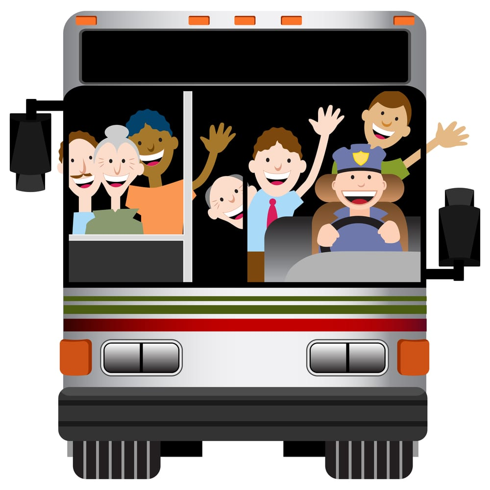 Family Summer Outings Made Simple with Charter Bus Rentals