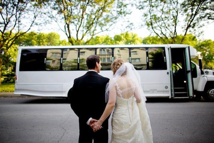 Wedding Bus Rental in Austin TX